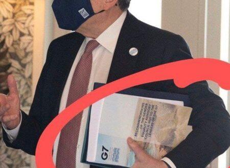 DRAGHI AL G7