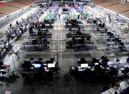 MARICOPA CENTRO DEL MONDO: AUDIT QUASI FINITO E LE DELEGAZIONI IMPARANO
