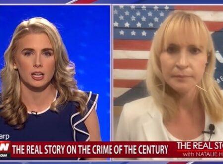 NATALIE HARP INTERVISTA LIZ HARRINGTON: TUTTA LA VERITA' SULLA FRODE IN GEORGIA