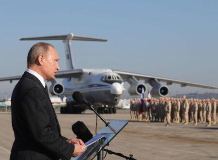 LA RUSSIA ESCE DALL'ACCORDO OPEN SKIES