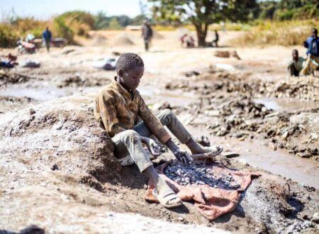 CONGO: LE PIÙ GRANDI MINIERE DI COBALTO