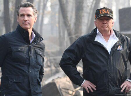 TRUMP: IN CALIFORNIA IL VOTO E' TOTALMENTE TRUCCATO